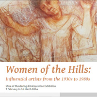 Women of the Hills catalogue